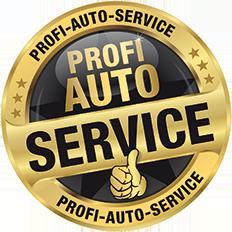 Siegel für Profi Auto Service